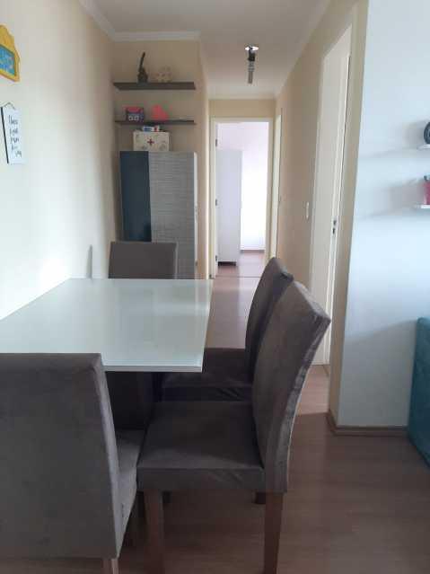 a027c41e-8fd8-42e9-a012-d11380 - Apartamento 2 quartos à venda Conjunto Residencial do Bosque, Mogi das Cruzes - R$ 170.000 - BIAP20124 - 8