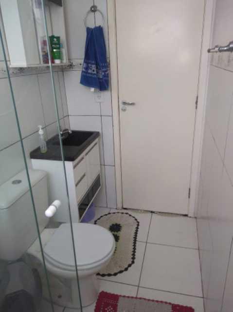 254006207084972 - Apartamento 2 quartos à venda Conjunto Residencial do Bosque, Mogi das Cruzes - R$ 180.000 - BIAP20125 - 1