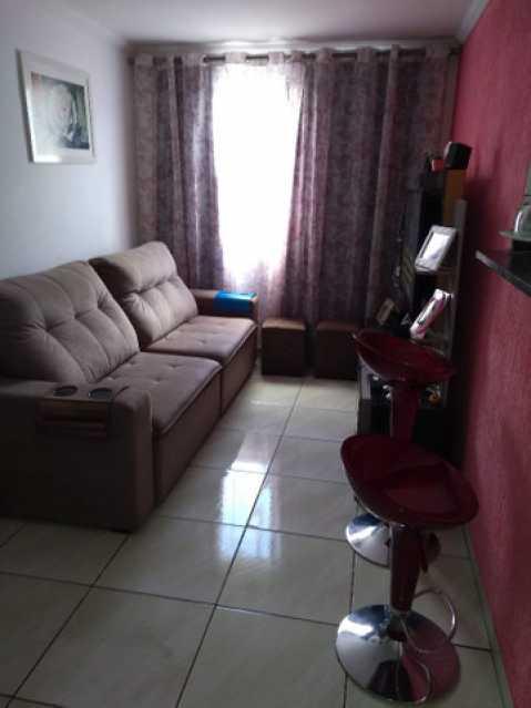 254016564105007 - Apartamento 2 quartos à venda Conjunto Residencial do Bosque, Mogi das Cruzes - R$ 180.000 - BIAP20125 - 3