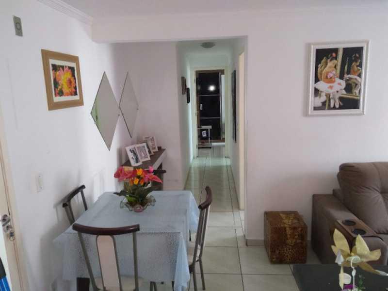 258056445425472 - Apartamento 2 quartos à venda Conjunto Residencial do Bosque, Mogi das Cruzes - R$ 180.000 - BIAP20125 - 6
