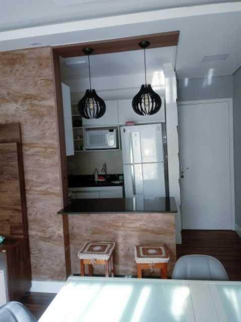 710154881524223 - Apartamento 3 quartos à venda Cézar de Souza, Mogi das Cruzes - R$ 330.000 - BIAP30025 - 1