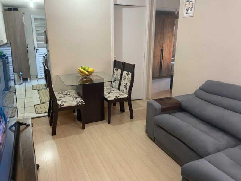 881167295454575 - Apartamento 2 quartos à venda Jundiapeba, Mogi das Cruzes - R$ 150.000 - BIAP20131 - 6
