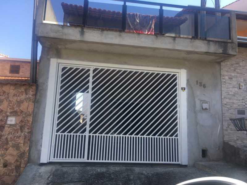 374106420729228 - Casa 3 quartos à venda Vila Nova Cintra, Mogi das Cruzes - R$ 350.000 - BICA30075 - 1