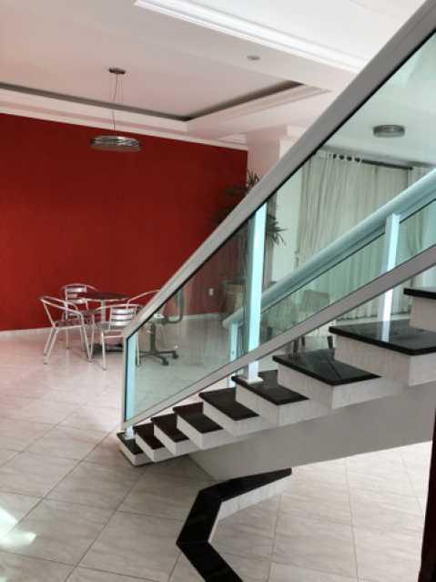 400191554400096 - Casa 3 quartos à venda Vila Oliveira, Mogi das Cruzes - R$ 850.000 - BICA30078 - 3