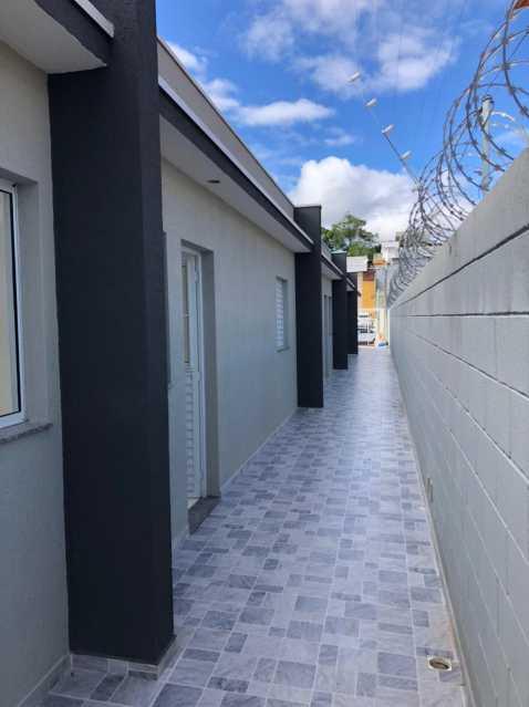 01 - Casa em Condomínio 2 quartos à venda Vila São Paulo, Mogi das Cruzes - R$ 169.900 - BICN20023 - 1