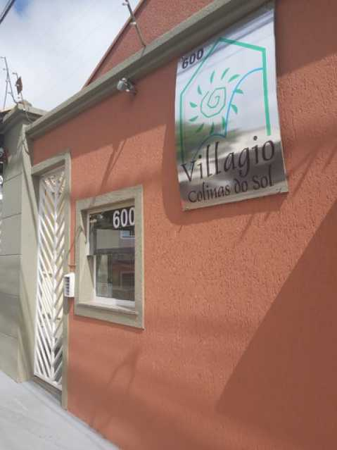 733155444518735 - Casa de Vila 2 quartos à venda Vila Natal, Mogi das Cruzes - R$ 285.000 - BICV20005 - 1