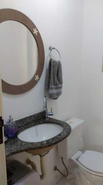 734112328574068 - Casa de Vila 2 quartos à venda Vila Natal, Mogi das Cruzes - R$ 285.000 - BICV20005 - 9