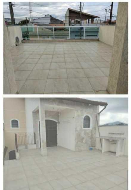 050156574889698 - Casa 3 quartos à venda Vila Industrial, Mogi das Cruzes - R$ 540.000 - BICA30086 - 3