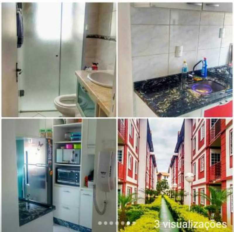 828030036545180 - Apartamento 2 quartos à venda Conjunto Residencial do Bosque, Mogi das Cruzes - R$ 180.000 - BIAP20018 - 8