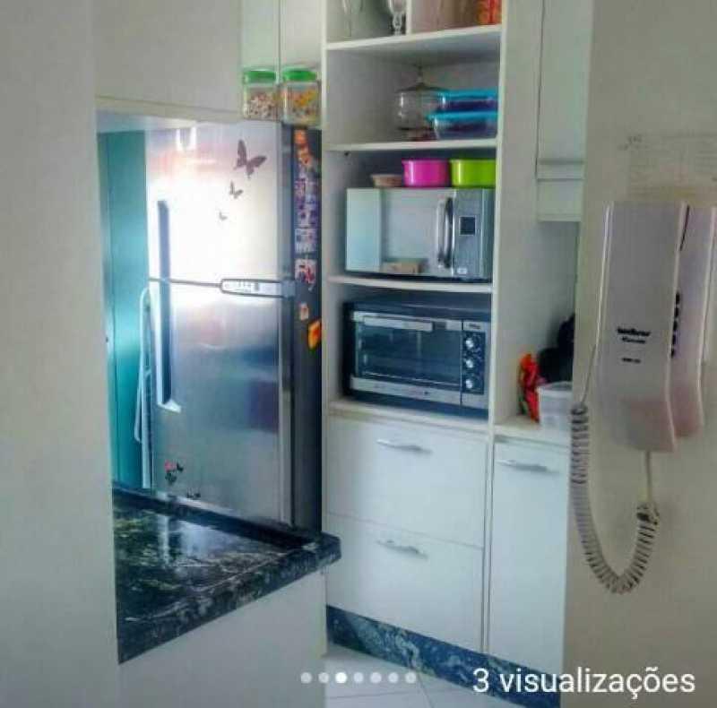 829030035068499 - Apartamento 2 quartos à venda Conjunto Residencial do Bosque, Mogi das Cruzes - R$ 180.000 - BIAP20018 - 9