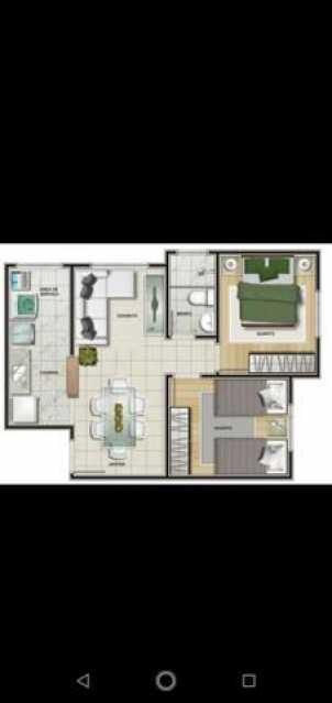884006006281576 - Apartamento 2 quartos à venda Vila Mogilar, Mogi das Cruzes - R$ 240.000 - BIAP20020 - 8