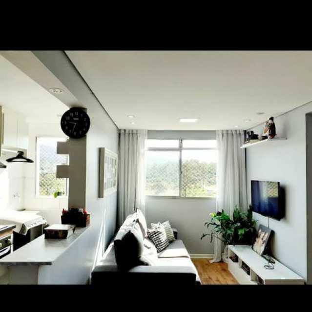 885006008068421 - Apartamento 2 quartos à venda Vila Mogilar, Mogi das Cruzes - R$ 240.000 - BIAP20020 - 10