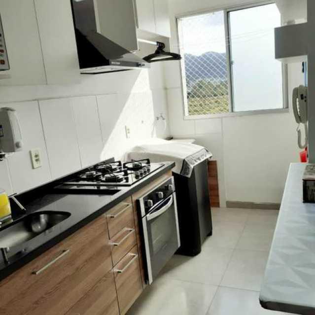 885006009364551 - Apartamento 2 quartos à venda Vila Mogilar, Mogi das Cruzes - R$ 240.000 - BIAP20020 - 11