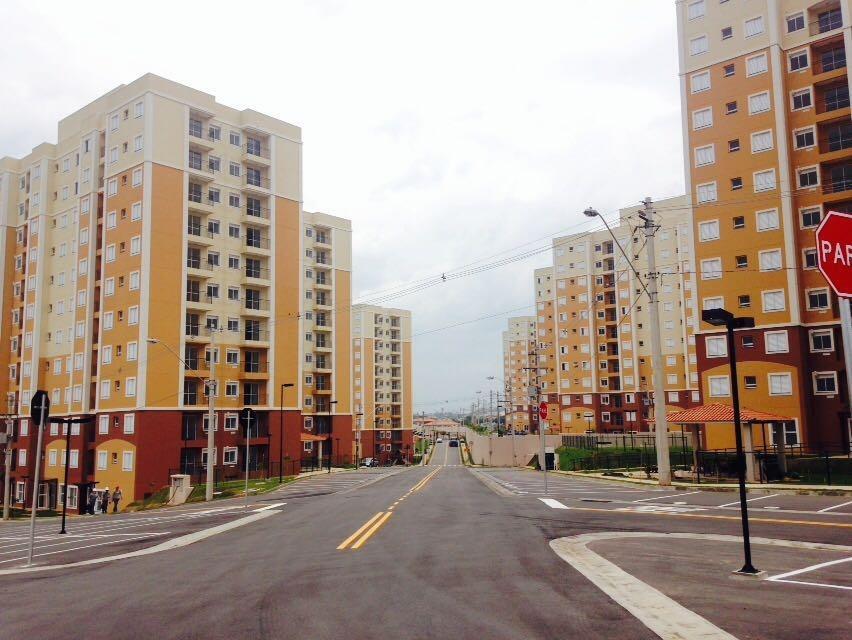 FOTO0 - Apartamento 2 quartos à venda Jundiaí,SP - R$ 260.000 - AP1075 - 1