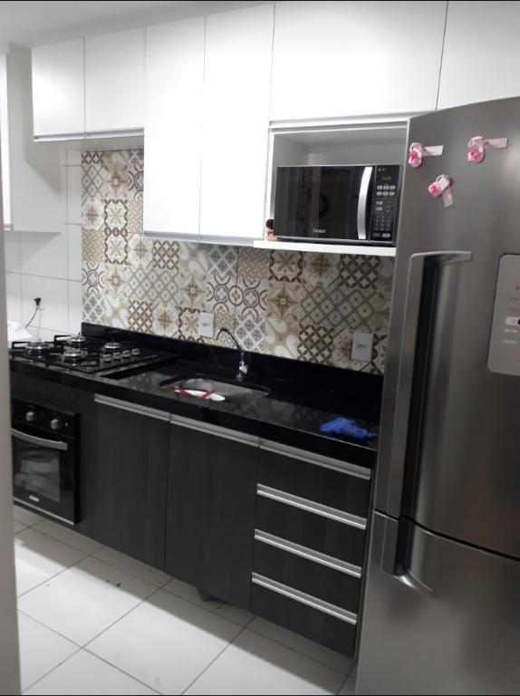 FOTO0 - Apartamento 2 quartos à venda Itatiba,SP - R$ 245.000 - AP1089 - 1