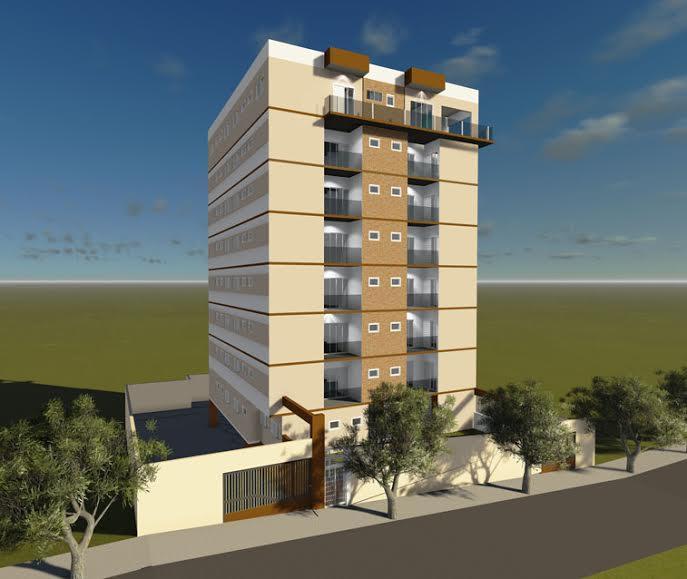 FOTO0 - Apartamento 2 quartos à venda Itatiba,SP - R$ 285.000 - AP0107 - 1