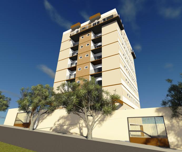 FOTO1 - Apartamento 2 quartos à venda Itatiba,SP - R$ 285.000 - AP0107 - 3