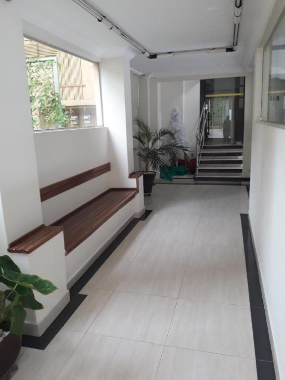 FOTO0 - Apartamento 3 quartos à venda São Paulo,SP - R$ 585.000 - AP1124 - 1