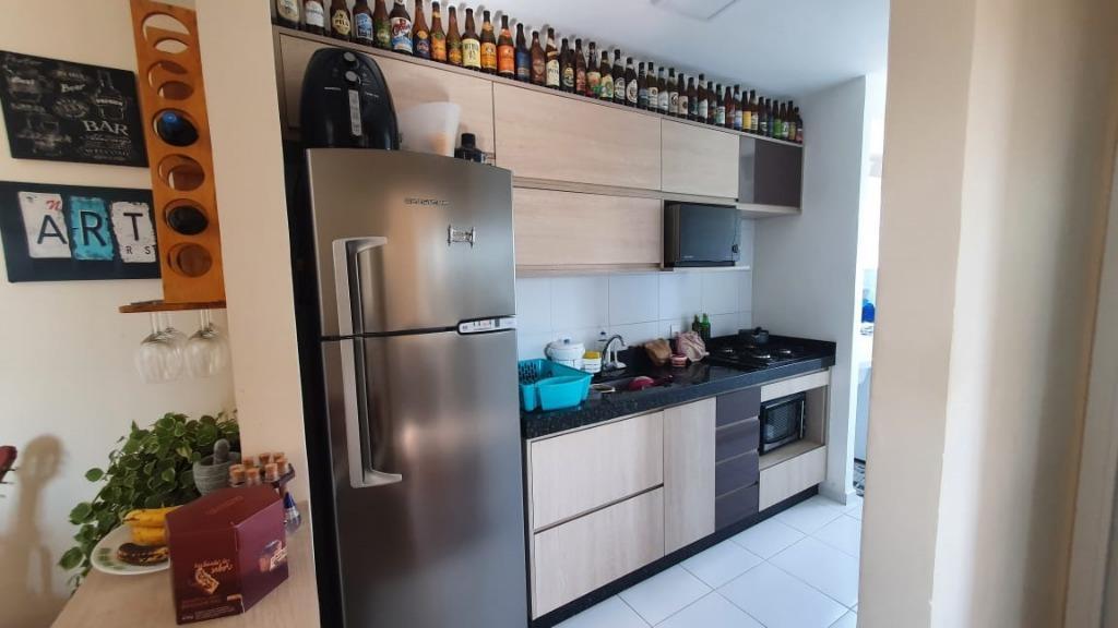 FOTO11 - Apartamento 2 quartos à venda Itatiba,SP - R$ 270.000 - AP1164 - 13