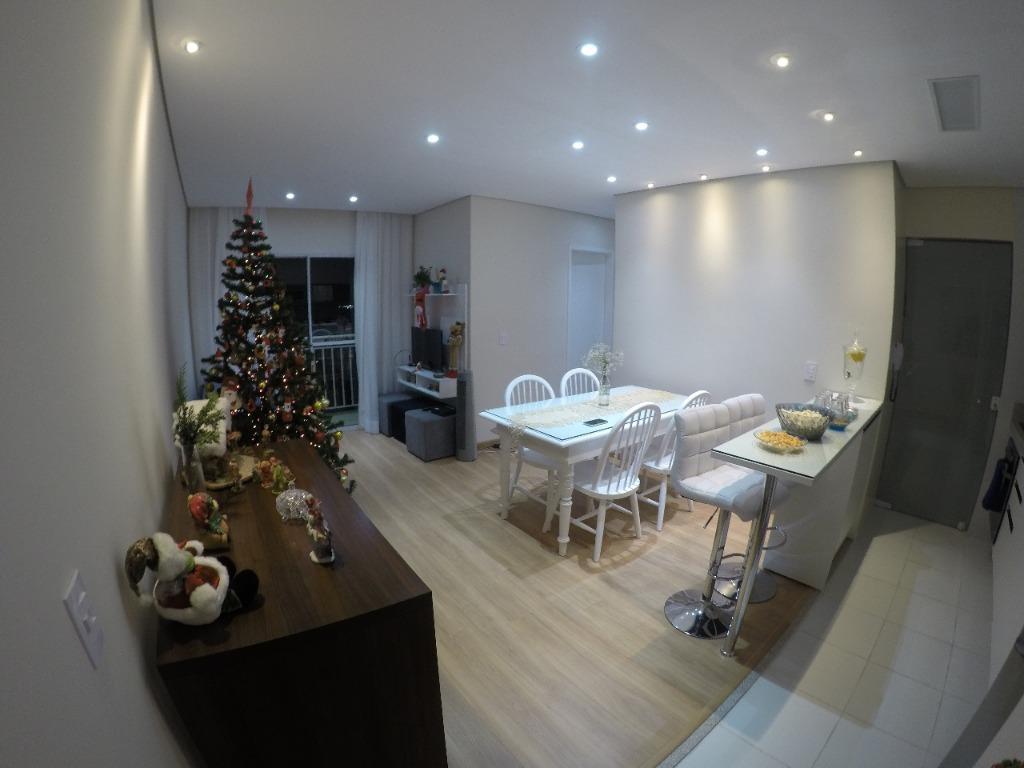 FOTO0 - Apartamento 2 quartos à venda Itatiba,SP - R$ 265.000 - AP1185 - 1