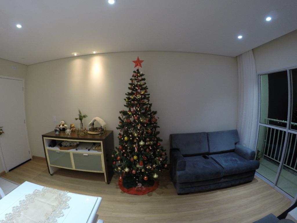 FOTO1 - Apartamento 2 quartos à venda Itatiba,SP - R$ 265.000 - AP1185 - 3