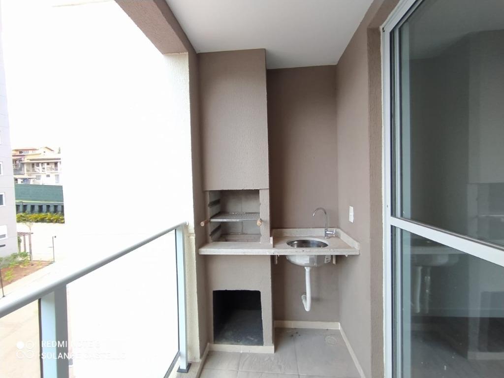 FOTO1 - Apartamento 2 quartos para alugar Bragança Paulista,SP - R$ 2.700 - AP1196 - 3