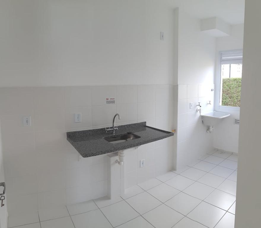 FOTO1 - Apartamento 2 quartos à venda Itatiba,SP - R$ 206.700 - AP1224 - 3