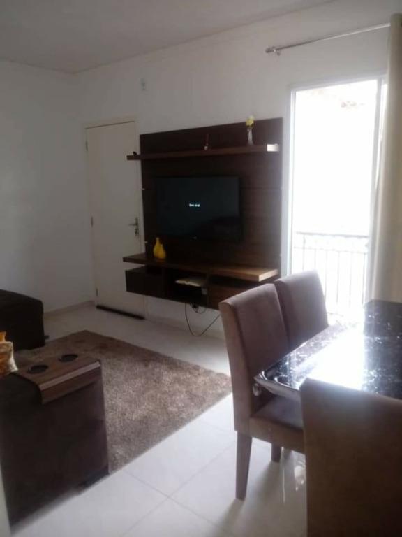 FOTO0 - Apartamento 2 quartos à venda Itatiba,SP - R$ 205.000 - AP1226 - 1