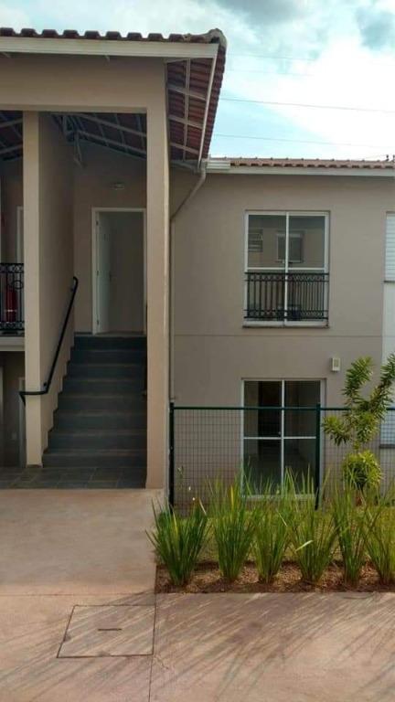 FOTO0 - Apartamento 2 quartos à venda Itatiba,SP - R$ 245.000 - AP1227 - 1
