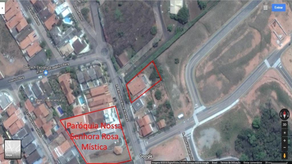 FOTO1 - Terreno Residencial à venda Itatiba,SP - R$ 1.180.000 - AR0150 - 3