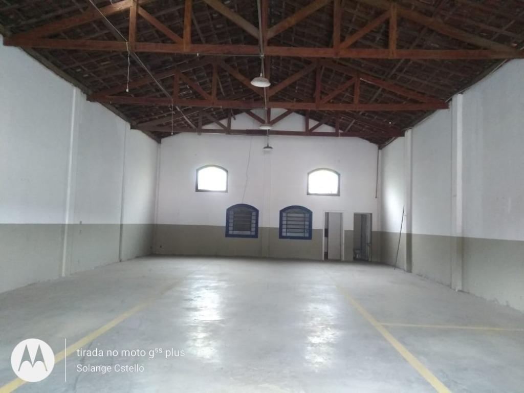 FOTO0 - Galpão 168m² para alugar Itatiba,SP - R$ 2.000 - VIGA00006 - 1