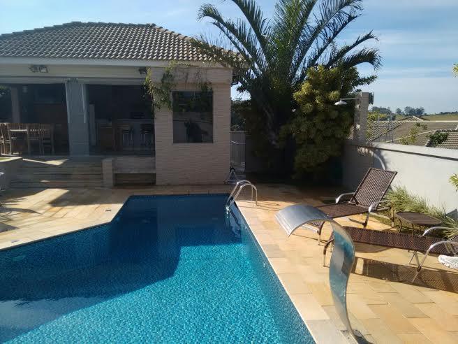 FOTO1 - Casa em Condomínio 4 quartos à venda Itatiba,SP - R$ 1.900.000 - VICN40022 - 3