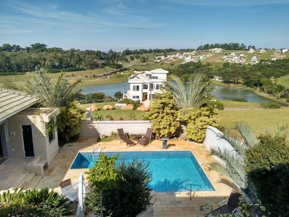 FOTO27 - Casa em Condomínio 4 quartos à venda Itatiba,SP - R$ 1.900.000 - VICN40022 - 29