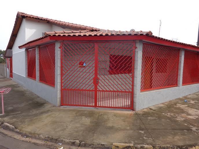 FOTO0 - Casa 3 quartos à venda Boa Esperança do Sul,SP - R$ 180.000 - CA0553 - 1