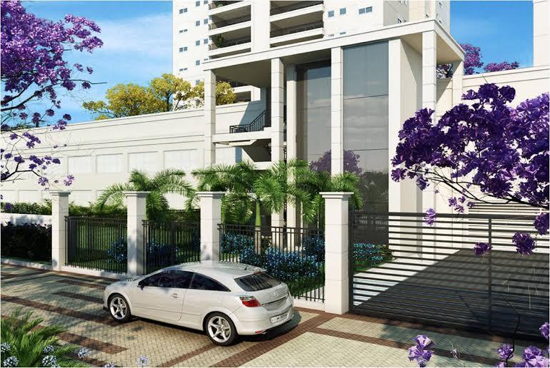 FOTO1 - Apartamento 4 quartos à venda Jundiaí,SP - R$ 1.100.000 - AP0195 - 3