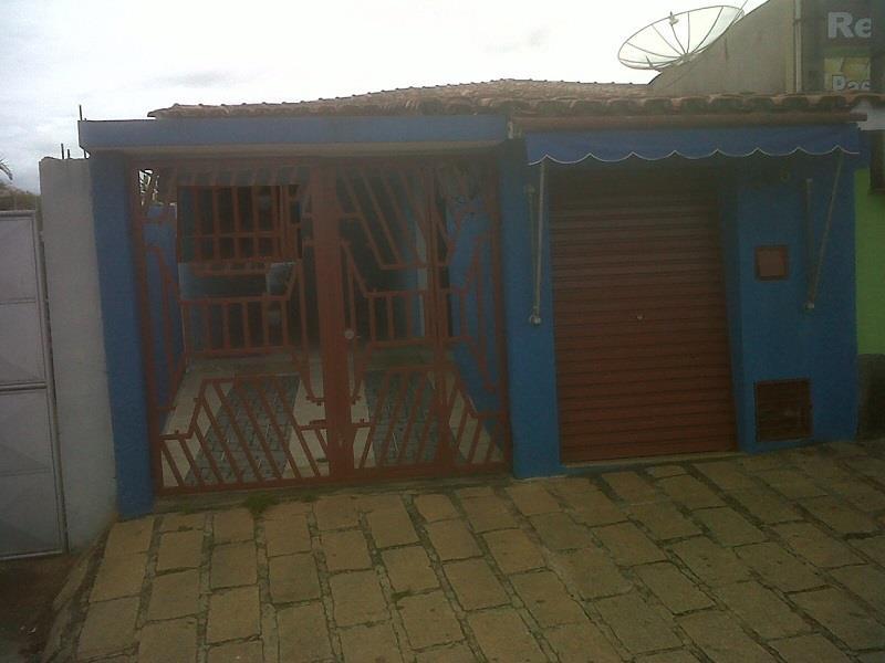 FOTO0 - Casa 3 quartos à venda Morungaba,SP Buenopolis - R$ 265.000 - CA0711 - 1