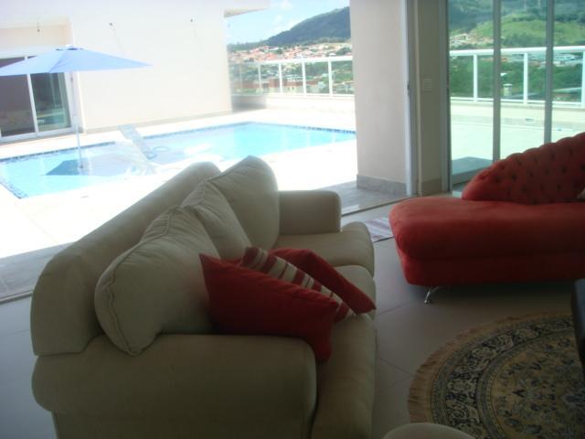 FOTO1 - Casa 4 quartos à venda Morungaba,SP Centro - R$ 3.500.000 - CA0827 - 3