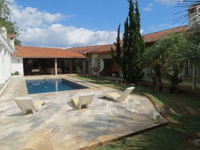 FOTO0 - Casa 7 quartos à venda Mairiporã,SP - R$ 1.750.000 - CA0833 - 1