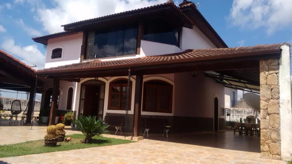 FOTO0 - Casa 5 quartos à venda Itatiba,SP - R$ 1.350.000 - CA0922 - 1