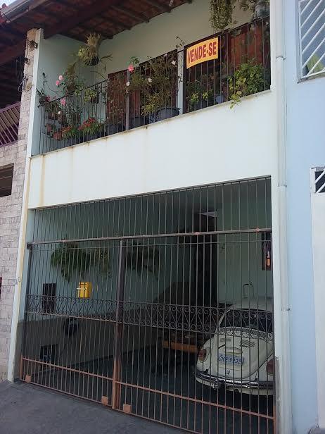 FOTO0 - Casa 3 quartos à venda Itatiba,SP - R$ 371.000 - CA1001 - 1