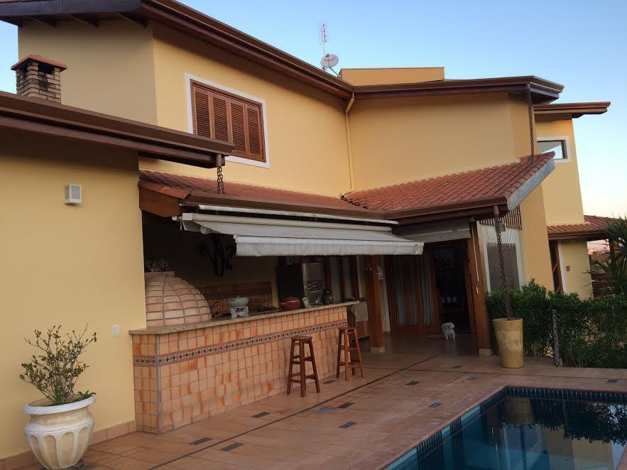 FOTO0 - Casa em Condomínio 3 quartos à venda Itatiba,SP - R$ 1.275.000 - VICN30063 - 1
