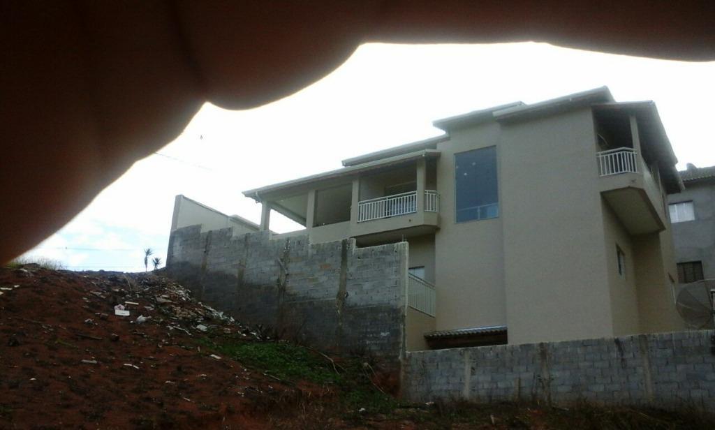 FOTO1 - Casa 3 quartos à venda Morungaba,SP - R$ 450.000 - CA1064 - 3