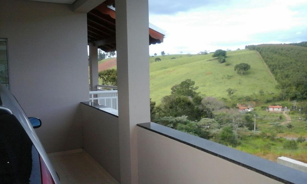 FOTO2 - Casa 3 quartos à venda Morungaba,SP - R$ 450.000 - CA1064 - 4