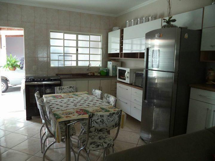FOTO0 - Casa 3 quartos à venda Itatiba,SP - R$ 350.000 - CA1085 - 1