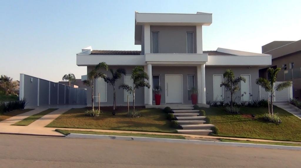 FOTO0 - Casa em Condomínio 4 quartos à venda Itatiba,SP - R$ 1.700.000 - VICN40027 - 1