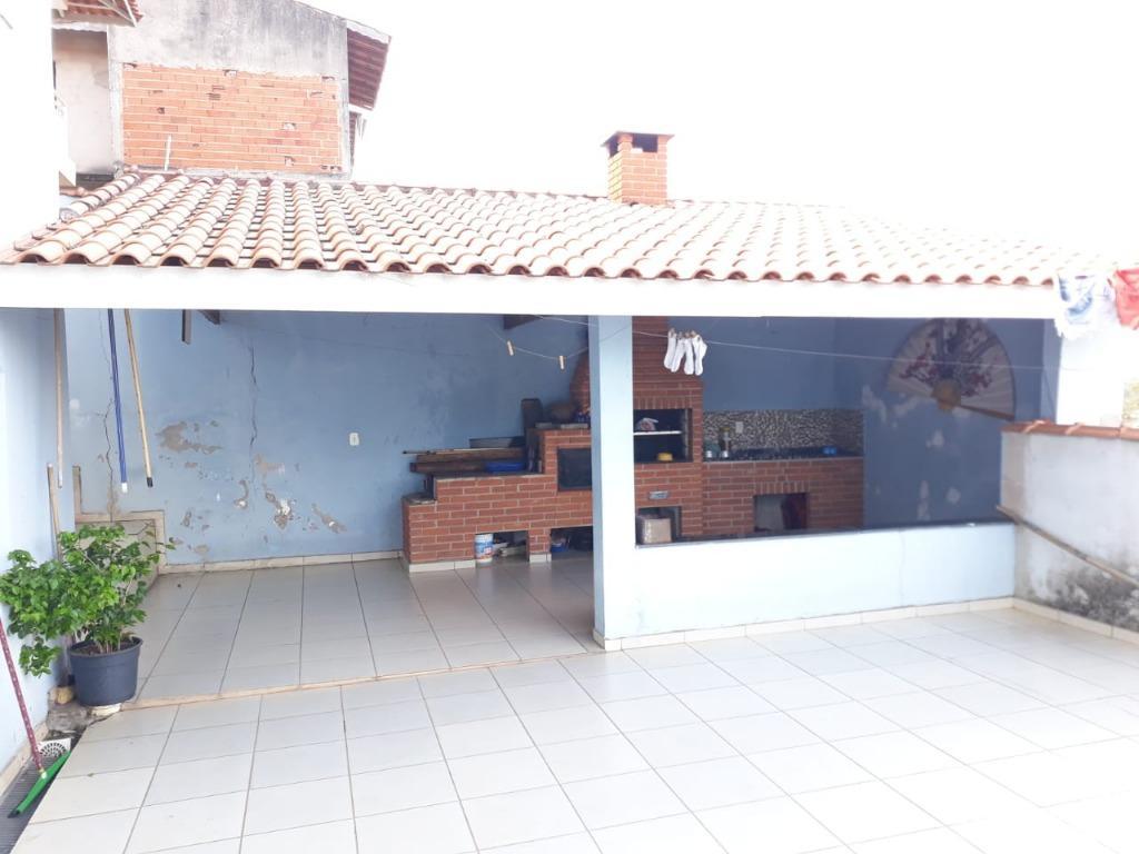 FOTO1 - Casa 3 quartos à venda Itatiba,SP - R$ 480.000 - CA1226 - 3