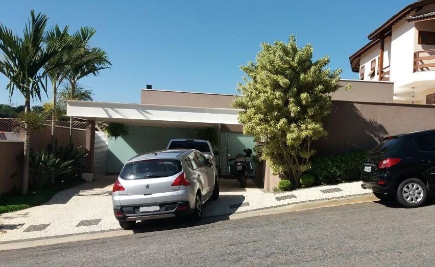 FOTO0 - Casa em Condomínio 3 quartos à venda Itatiba,SP - R$ 1.700.000 - VICN30039 - 1