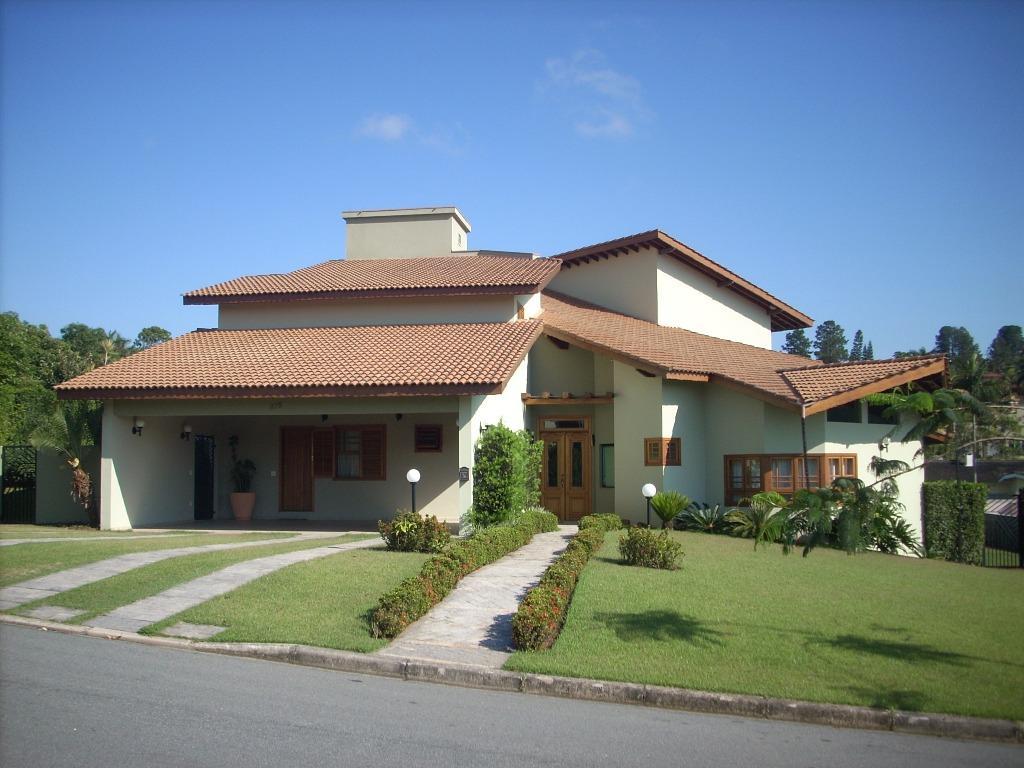 FOTO0 - Casa em Condomínio 4 quartos à venda Itatiba,SP - R$ 2.500.000 - VICN40014 - 1