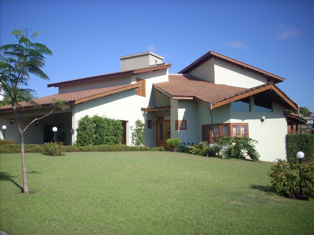 FOTO1 - Casa em Condomínio 4 quartos à venda Itatiba,SP - R$ 2.500.000 - VICN40014 - 3
