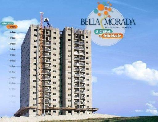 FOTO0 - Apartamento 2 quartos à venda Itatiba,SP - R$ 280.000 - AP0286 - 1